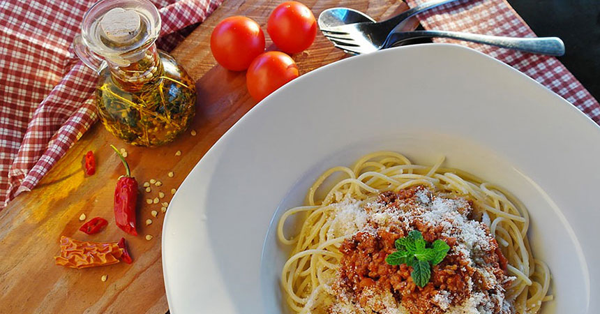 Pasta and street food are increasingly