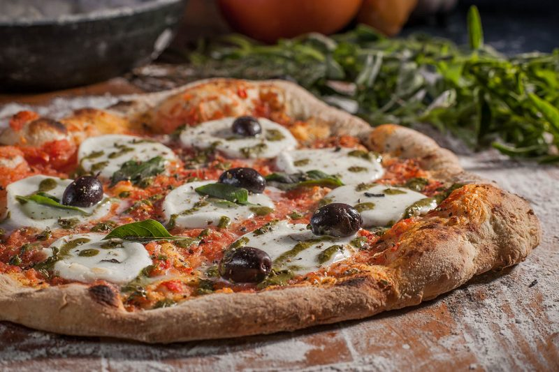 casaportena pizzas marguerita especial